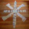 Jodorowsky's Marseille's Deck organized per his tarot mandala